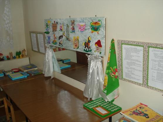 Оформление логопедического кабинета в детском саду своими руками